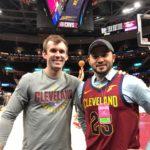 奇跡!NBAの舞台裏を見てきました。